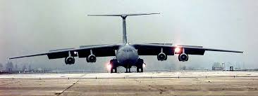 Image result for C-141 Starlifter