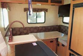 Travel trailers interior Cougar Rv Rental Denver Trek Interior Escape Trailer Industries Denver Rv Rent Small Travel Trailer