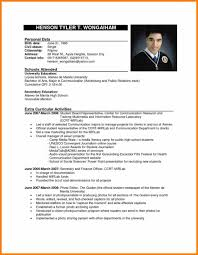 Jobication Resume Template Resumes Toreto Co Amusing Format Sample