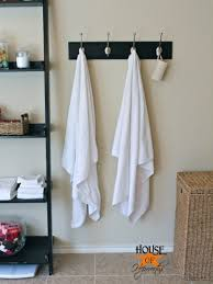 towel hooks. Bathroom Towel Hooks Master Update New