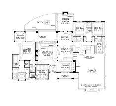 3 Bedroom Open Floor House Plans Ideas Interesting Design