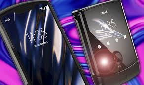 Motorola Razr <b>2019</b> release: <b>Retro</b> foldable phone could be ...