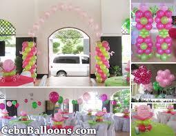 Princess Balloon Decoration Disney Princess Balloon Decoration At Vista Grande Cebu Balloons