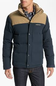 Patagonia Bivy Quilted Down Jacket in Blue for Men | Lyst & Gallery Adamdwight.com