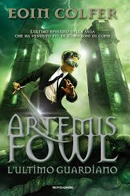 colfer eoin artemis fowl and the last guardian viii 2012