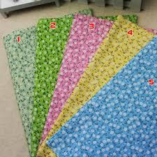 Cheap Cotton Fabrics For Quilting, find Cotton Fabrics For ... & ... Floral Cotton Fabric Fat Quarter Bundle Tilda Patchwork Quilting  Scrapbook Craft sewing Fabrics 50*50cm Adamdwight.com