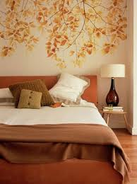 cozy and inspiring bedrooms in fall colors