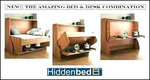diy wall bed with desk. Desk Murphy Bed And Decor Diy Combo . Wall With