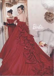 バービー カラードレス 50062re ウエディングドレスのレンタルなら愛