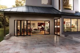andersen folding patio doors. Milgard Bi-Fold Door In Bronze From Brennan Enterprises Dallas. Andersen Folding Patio Doors