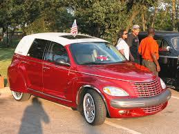 Custom Car   Cars 2002 Chrysler PT Cruiser Custom Car Convertible ...