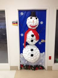 office door christmas decorating ideas. Unusual Design Ideas Winter Wonderland Office Decorating Nice Decoration Top 25 About Door Contest On Pinterest Christmas