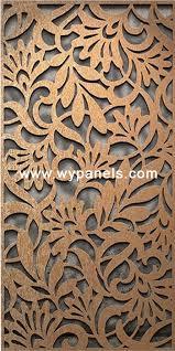 aluminum carved panel manufacturers
