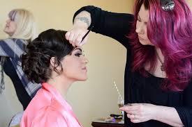 las vegas hair and makeup artist lori j white
