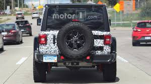 2018 jeep wrangler unlimited rubicon. simple jeep 2018 jeep wrangler rubicon spy photo in jeep wrangler unlimited rubicon