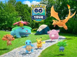 Kanto Tour Event Guide - Pokémon GO Hub