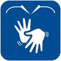 Símbolo Acessível em Libras - UFMG