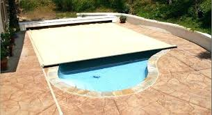 automatic pool covers cost. Exellent Cost Pool  To Automatic Pool Covers Cost E