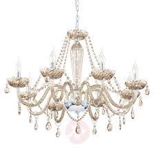 cognac coloured glass basilano chandelier 3031837 31