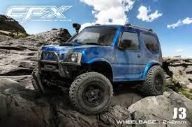 RC-Avtomag.ru. Джип <b>MST</b> (#532169) CFX 1/10 4WD KIT (J3)