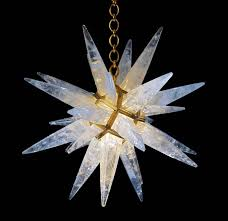 rock crystal quartz star light gold edition since 2016 alexandre vossion was the first who