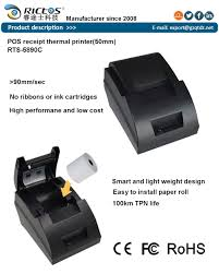Thermal Printer Printing Light 2 Inch Usb Pos Thermal Printer For Bill Printing Guangzhou