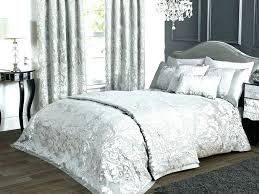 sequin bedding set charming idea white and silver duvet cover org black bedding sets appealing incredible