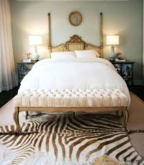 cheetah print rug chic bedroom with zebra round animal area rugs
