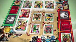 "LEGO Ninjago Trading Card Game – Tutorial Serie 2: ""Einfaches Spiel"" -  YouTube"