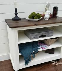 white dresser tv stand. Wonderful White Repurposed White Tv Stand With Dresser Drawers Ideas For White Dresser Tv Stand