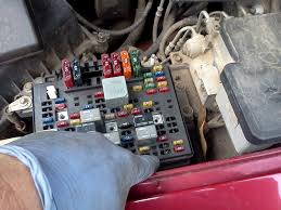 91 S10 Fuse Box Turn Signal Custom