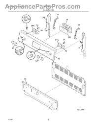 frigidaire 316455400 oven control board appliancepartspros com Oven Controller Diagram Oven Controller Diagram #57 oven control wiring diagram