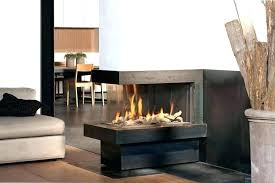 double sided fireplace insert double sided fireplace insert electric