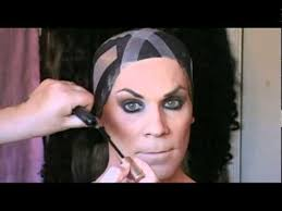 makeup tutorial pt 6 lashes avi