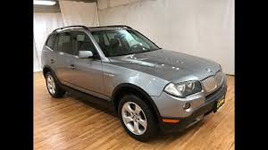 Coupe Series bmw x3 3.0 si : 2007 BMW X3 3.0si AWD PANORAMA MOONROOF #Carvision - YouTube