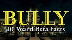 Bully English 1 Bonersgames