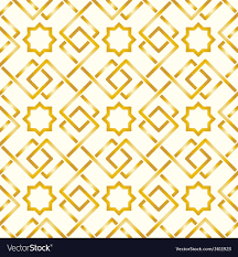 Arabic Patterns Adorable Arabic Pattern Royalty Free Vector Image VectorStock