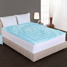 memory foam mattress pad. Dream Form 3-inch Orthopedic 5-zone Gel Foam Mattress Topper Memory Pad