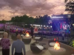 Brandon Ampitheater Select Seats Brandon Amphitheater