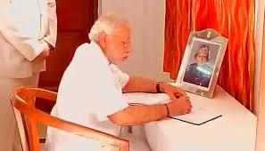 அப்துல்கலாமிற்கு பிரதமர் மோடி புகழாரம்