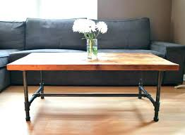 black rustic coffee table pipe coffee table pipe coffee table iron pipe coffee table image of black rustic coffee table