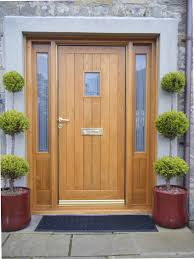 Solid Wood Front Door Designs Solid Wood External Doors Design Ideas