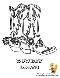 Cowboy Boot Line Drawing At Getdrawingscom Free For Personal Use
