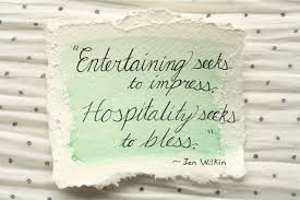 Christian Hospitality Quotes Best Of Quotes MISS ELAINI OUS