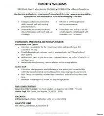Customer Service Resume Sample 650 724 Breathtaking