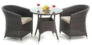 outdoor furnitures rattan bistro set