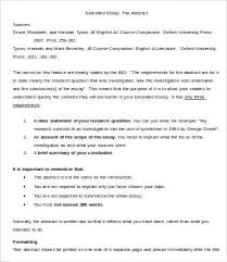 essay format samples business letter format template business  essay format samples sample abstract extended essay grad school essay format sample