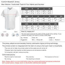 Amazon Com Custom Baseball Jersey Pinstripe Mesh Button