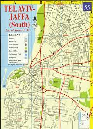 herzeliya city map