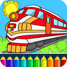 The latest train coloring book for iphone™ or ipad™ is created and designed for people of all it will decorate your smartphone in a new way. Appzumbi Apps News Games Clipart